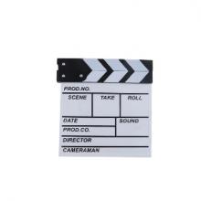 קלאפר קולנוע הוליוודי לחובבי הצילום אקשן-קאט