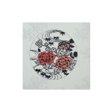 כרטיס ברכה - עולם הפרחים