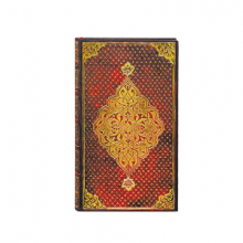 מחברת paperblanks דגם GOLDEN TREFOIL A