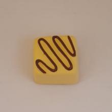 מגנט פרלין - שוקולד לבן